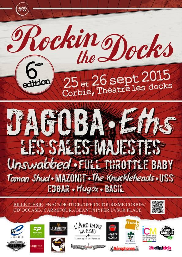 Rockin' The Docks 2015