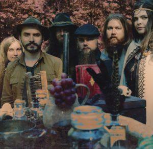 By Tekla Valy (from left to right: Niini, Mat, Jukka, Kimmo, Simo, Marja)